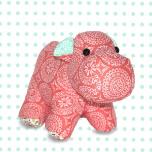 Handmade Hippos: Available in our shop
